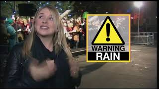 Wendy Hurrell BBC London news weather December 21st 2012 HD
