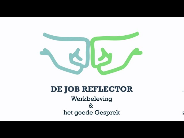 Sneak Peek(!): de Job Reflector 1.0