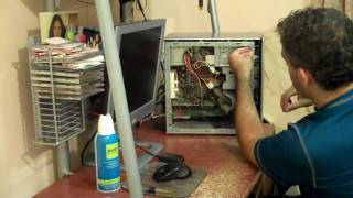 WD Dead Hard Drive with Click of Death - Replace Circuit Board to Recover Data