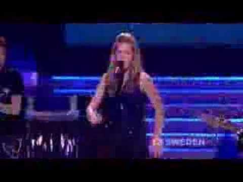 JESC 2007 - Sweden - Frida Sandén (Nu eller aldrig)