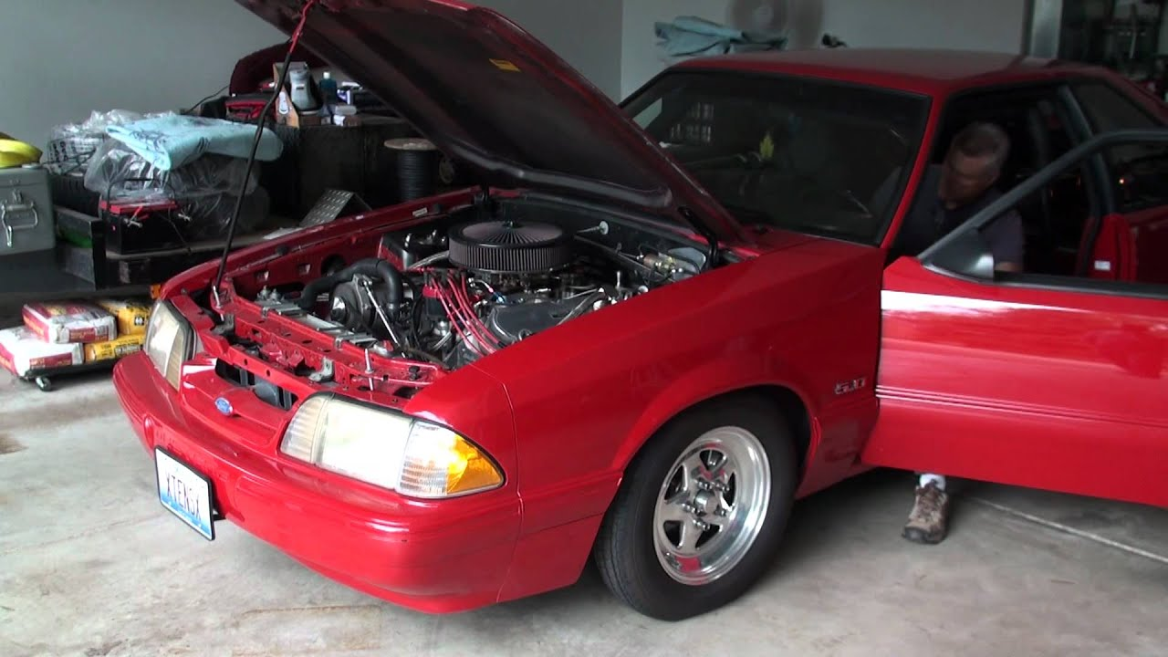 Drag Cars For Sale Northern California: 1990 Ford Mustang Drag Car For Sale