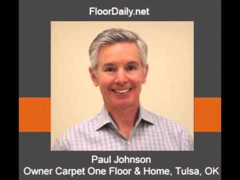Paul Johnson Discusses His Retail Business in Tulsa and the WFCA