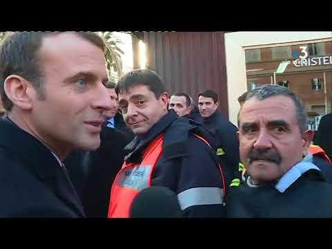 À Ajaccio, Emmanuel Macron s'accorde une escapade culturelle dans les pas de Napoléon