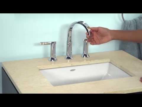 Berwick Widespread Bathroom Faucet By American Standard