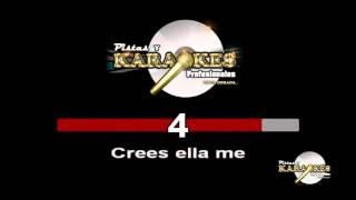 Karaoke Éxito de Clasiqueros NO TE PERTENECE