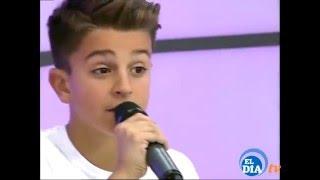 vuclip Hasta El Amanecer - Adexe & Nau (en televisión) Nicky Jam cover