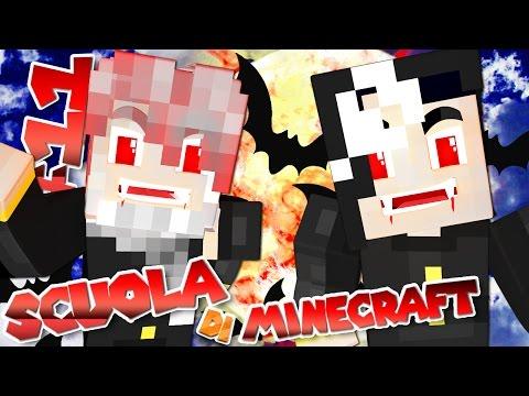 SONO TUTTI VAMPIRI!! - Scuola di Minecraft - SPECIALE - Ep. 11