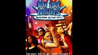 New York Nights: Success in The City (Java Game - 2005) - Gameloft By: GamesSky