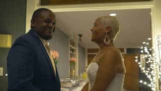 The Big Surprise! (Keith and Maxine's Wedding Vow Renewal)