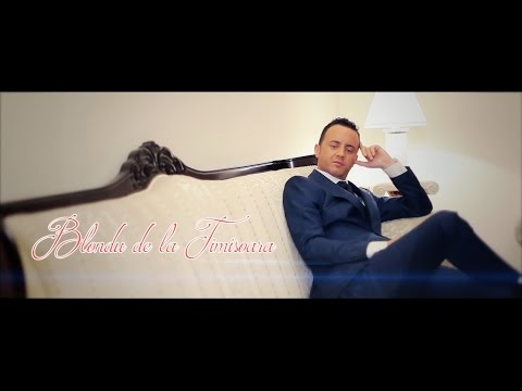 Blondu de la Timisoara - 7 trandafiri (VIDEO OFFICIAL 2015)