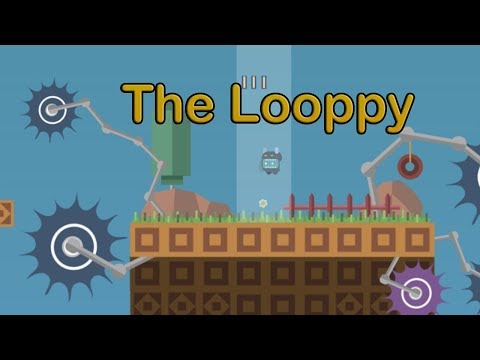 The Looppy. Тестим новые игры. Хардкорный 2D инди платформер
