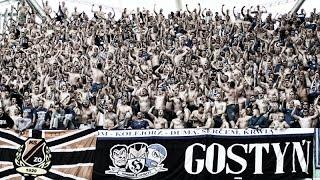 Legia Warszawa - LECH POZNAŃ (9.05.2015): kibole Kolejorza bawią się w Warszawie