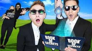 Game Master Book of Secrets Code Reveal! (Maddie missing after Hacker Hide and Seek Chase)