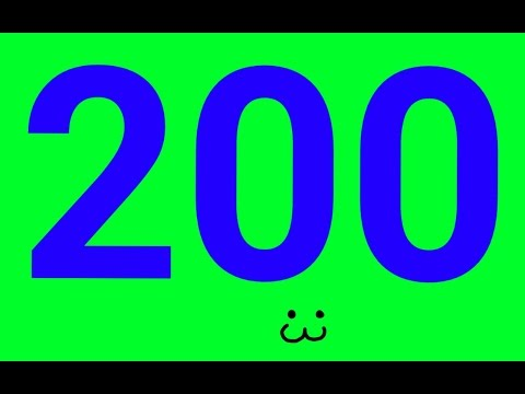 200 Subscribers!