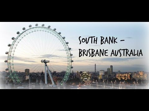 South Bank, Brisbane Australia - 2015