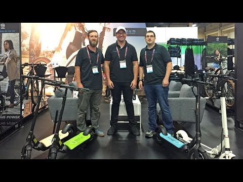2018 Magnum Electric Bike Updates from Interbike (Navigator, Voyager, Payload, Dapu, Magnum App)