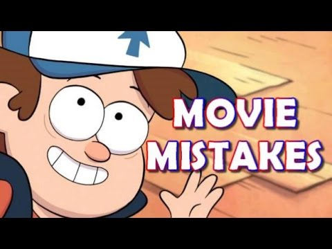 GRAVITY FALLS TOUREST TRAPPED Movie MISTAKES, Goof, Facts, Scenes, Bloopers, Spoilers and Fails
