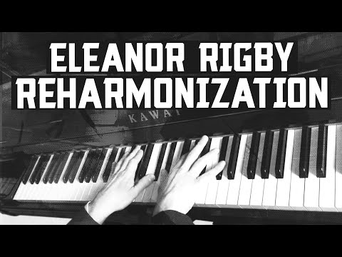 Eleanor Rigby Jazz Piano Cover by Derek Paravicini