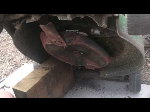 PushMowerRepair.com - Remove Stuck Blade Nut