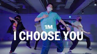 Mario - I Choose You / Hyunse Park Choreography