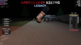 ROBLOX: Apocalypse Rising [XBOX ONE] With Sev N' Friends :D