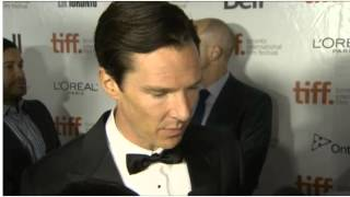 Benedict Cumberbatch - Toronto International Film Festival Red Carpet Interview Live Streaming