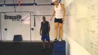 Crossfit Doneright Max Height Box Jumps