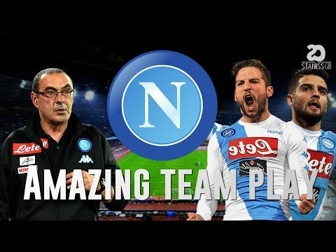 "Maurizio Sarri's SSC Napoli | 2016/2017 ● Amazing Teamplay "" SarriBall "" 