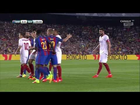 Spanish SuperCup 2016 2nd Leg: Barcelona vs Sevilla Full Match
