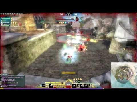 Peli Warrior pvp GW2.avi