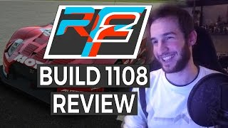 rFactor 2 Build 1108 Review - FREE Multiplayer! - Studio 397 Update rFactor 2 - Dec 2016