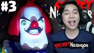 Bermain Bersama Milovers - Secret Neighbor Indonesia - Part 3