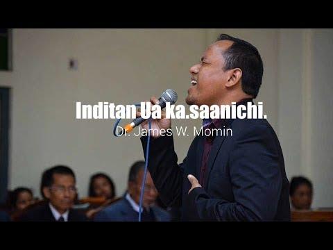 Inditan Ua kasaanichi by Dr James W Momin