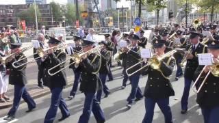 2016 streetparade Nationale Taptoe Rotterdam (de laatste)