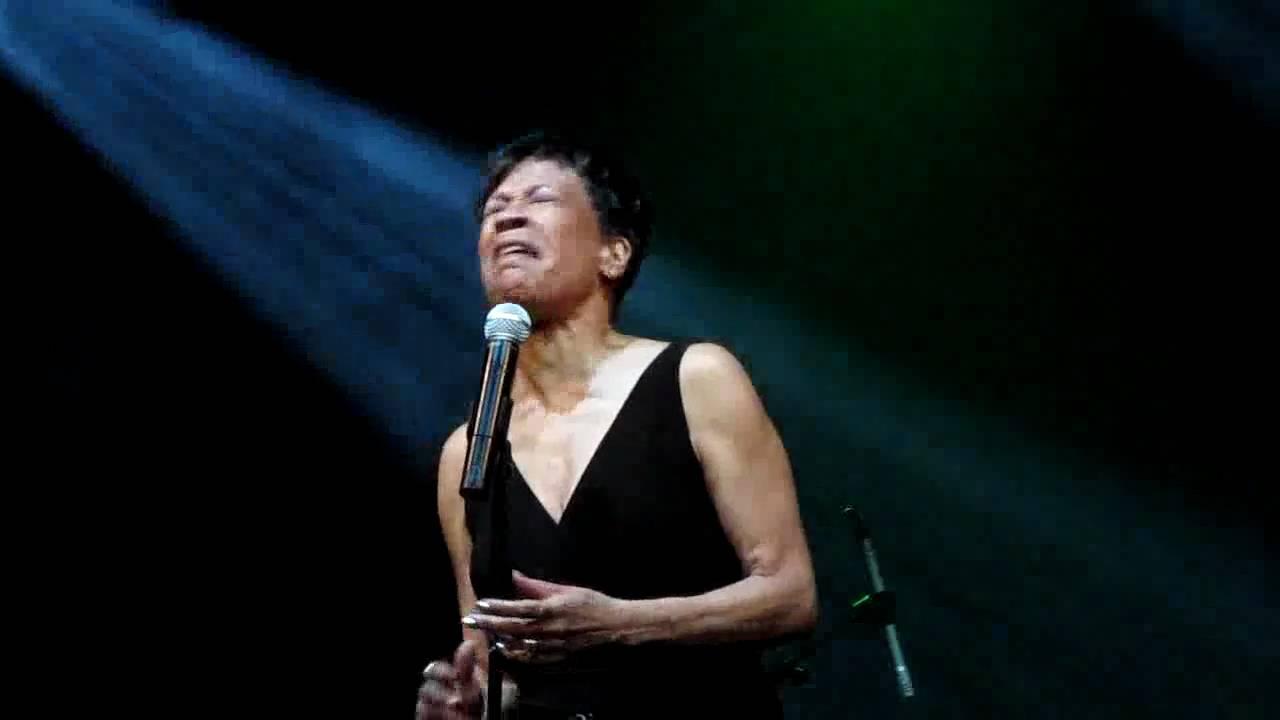 BETTYE LAVETTE : c'est pas une chanteuse !