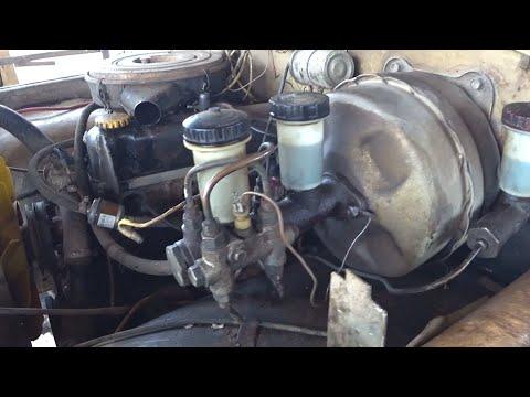 Переборка главного тормозного цилиндра.  Как легко прокочать тормоза.