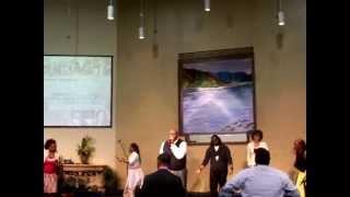 "Houston 5th Sunday Choir Musical ~ ""Lord I'm Addicted"" ~ Pastor Jeremy Sanders"