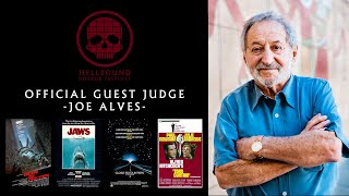 Joe Alves - The Hellbound Interviews | Legendary Production Designer | Hellbound Horror Festival