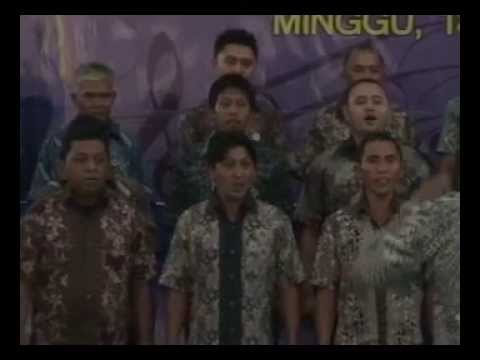 MARS KAUM BAPA GEREJA & AMAZING GRACE, performed by BeMaCho (Betel Kembuan Male Choir)