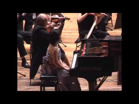 R. Schumann: Piano Concerto A minor, Op. 54 - Pianist Jungin Bae(배정인)