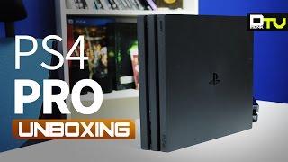 [4K] 플레이스테이션4 프로 (PS4 PRO) 개봉기…