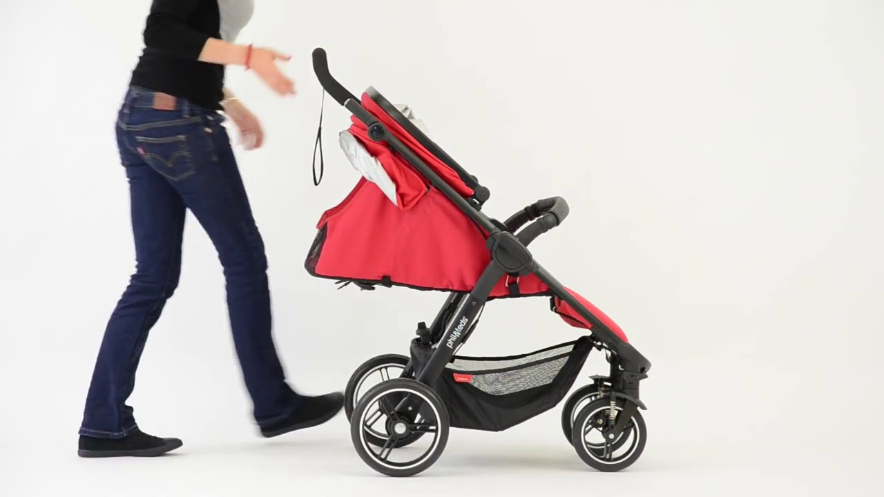 Phil And Teds Stroller Reviews Known For Stellar Inline Buggies