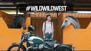 Saddle up for all kinds of horsepower in InstaScram's #wildwildwest
