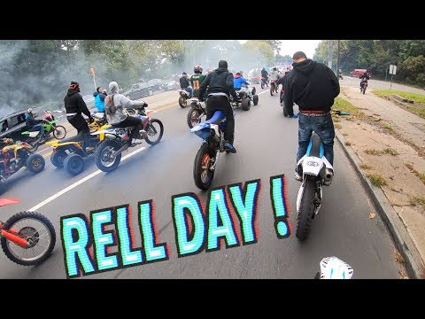 THE MOST WILD RELL RIDE OUT EVER ! | BRAAP VLOGS