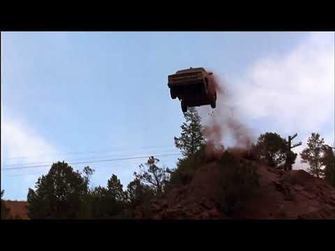 Under Siege 2 (Steven Seagal is driving the car) | В осаде 2 (Стивен Сигал ведет авто)