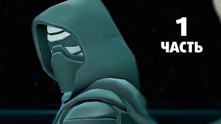 Пробуждение Силы - Звездные воины: Часть 1 | Дисней Инфинити 3.0
