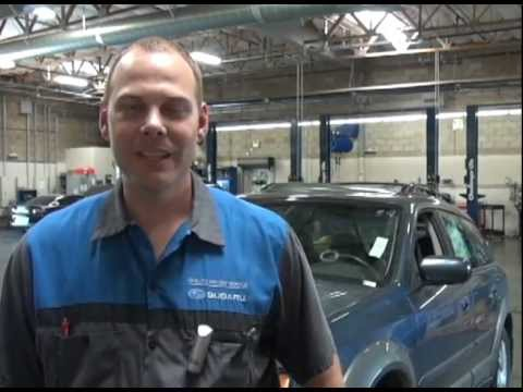 Maita Mazda Service Tip-Changing Your Oil - YouTube