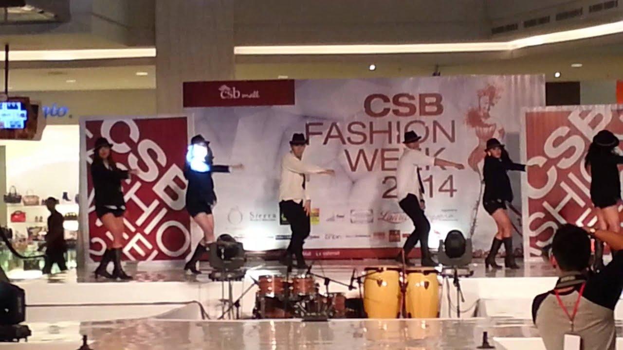 csb fashion week 2014 csb mall cirebon