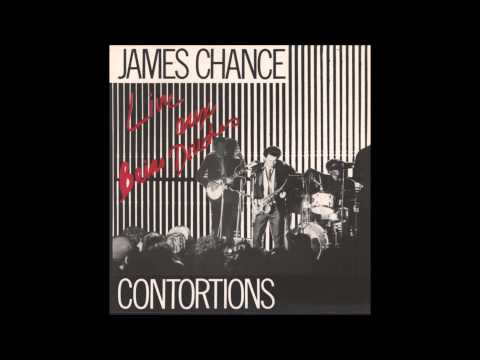 James Chance - Put Me Back In My Cage
