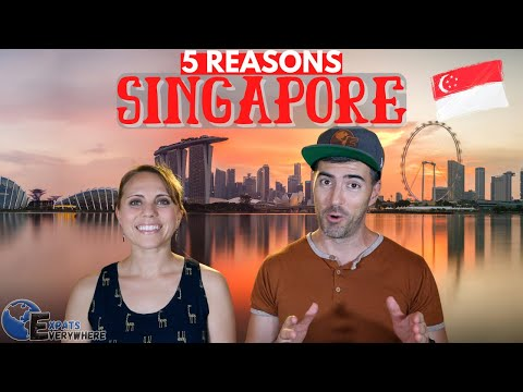 TOP 5 Reasons to Live in Singapore | Expats Everywhere